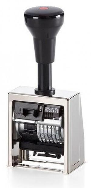 Inseriator Metalic Automat Reiner B6 6 cifre