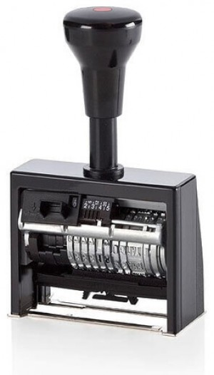 Inseriator Automat Reiner ND6K 6 cifre data in litere
